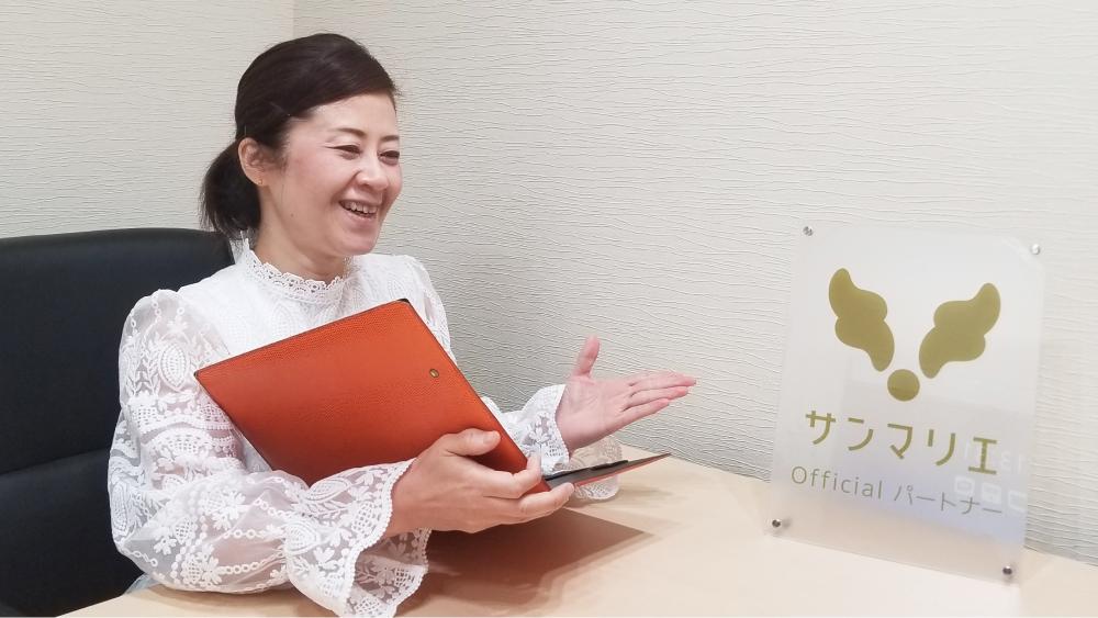 京都サロンスタッフの画像 - 婚活・結婚相談所ならサンマリエ