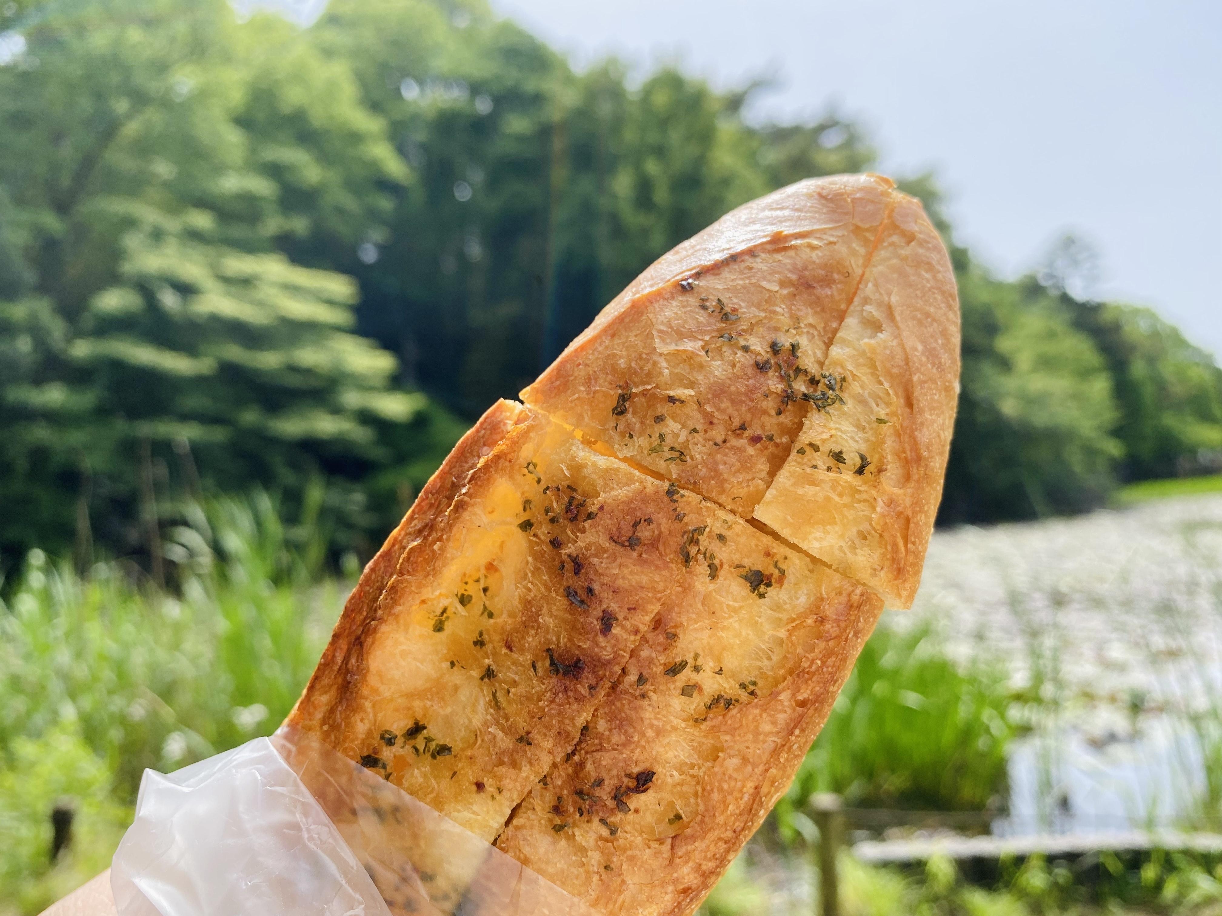 石神井公園 パン
