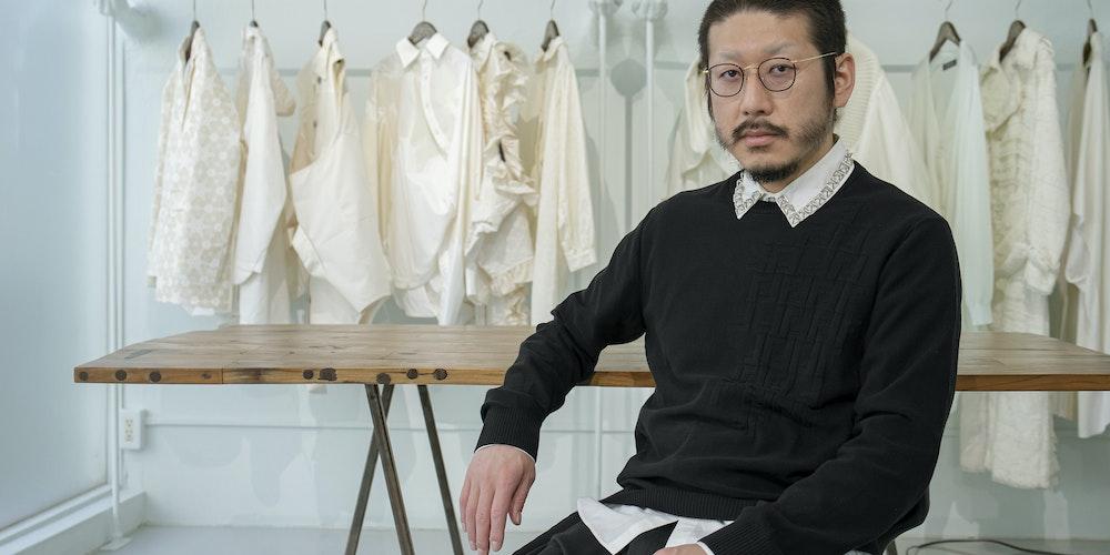 森永邦彦:ファッションが変わる瞬間、進化のためのテクノロジー