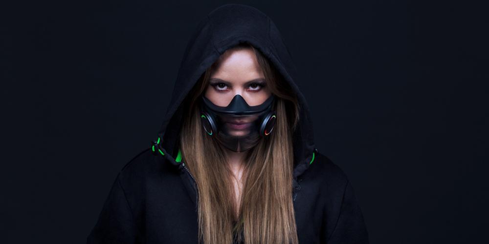 新しい生活様式におけるマスクとは?RazerがCES 2021でスマートマスク「Project Hazel」を発表