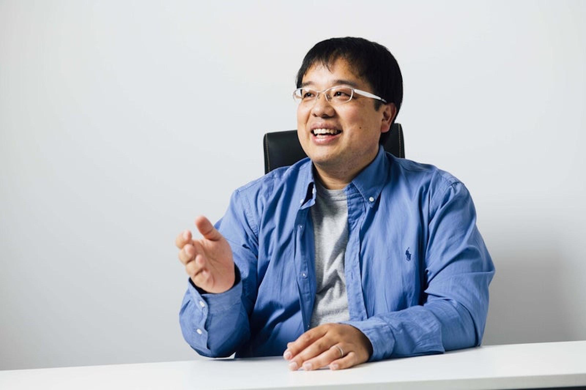 画像: 株式会社pocketRD 代表取締役 籾倉宏哉氏