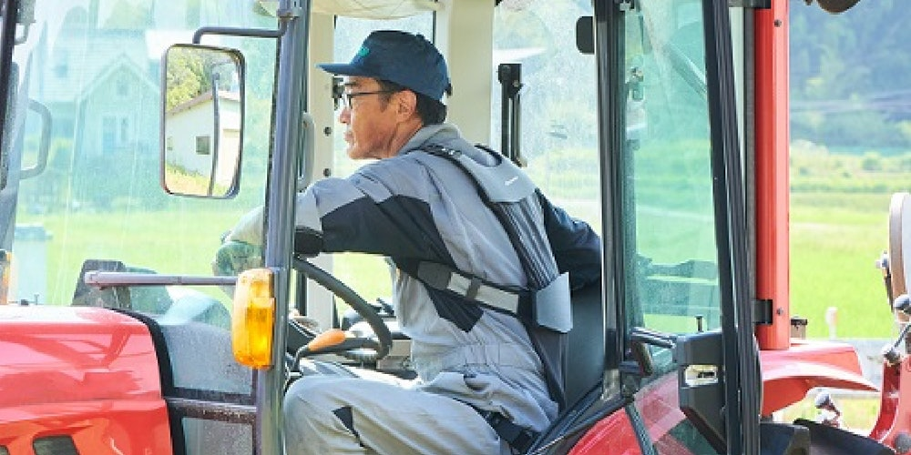 労働軽減の課題へ、アシストスーツ「DARWING Hakobelude」