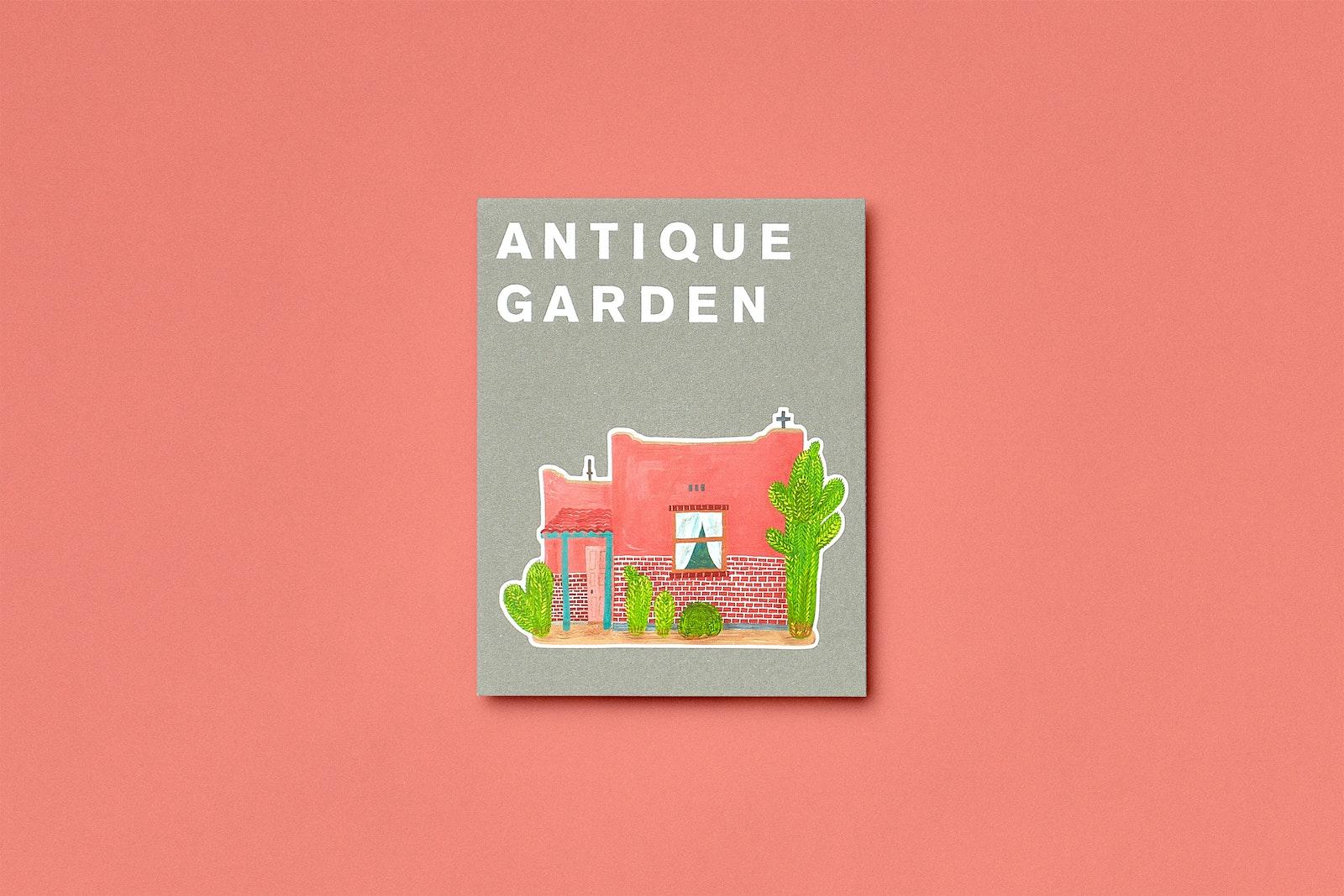 Antique Garden