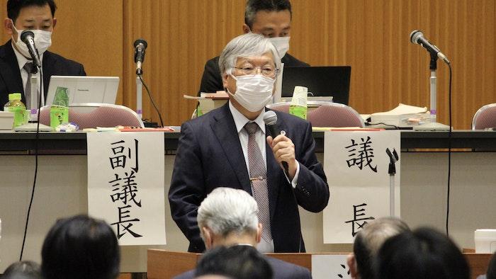 日弁連・臨時総会、初のオンライン中継 新型コロナ対応の会則改正案を可決