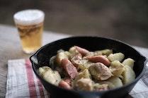 「鍋キューブ®」で!人気キャンパーYURIEさんの秘密レシピ