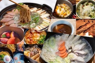 冬にぴったりの体が温まるキャンプ飯35選!食材などのポイントも紹介