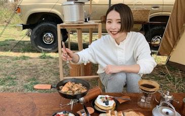 思いっきり楽しむキャンプのおともに新鮮なクルミがいいらしい。女性キャンパーに教えたいクルミキャンプ飯レシピ!