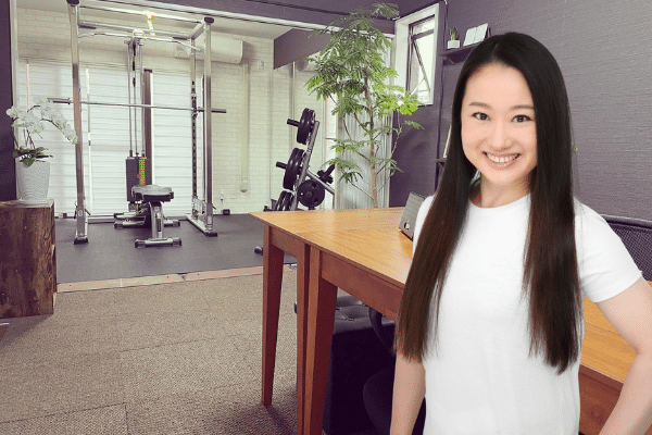 摂食障害で苦しむ人を減らしたい。Aya81 Personal Training Studio代表 田中亜弥のトレーナー論