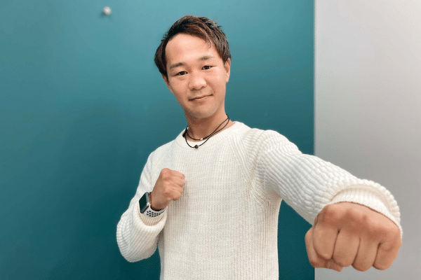 「人は変われる」を証明したい。現役プロボクサーの内田勇気のトレーナー論