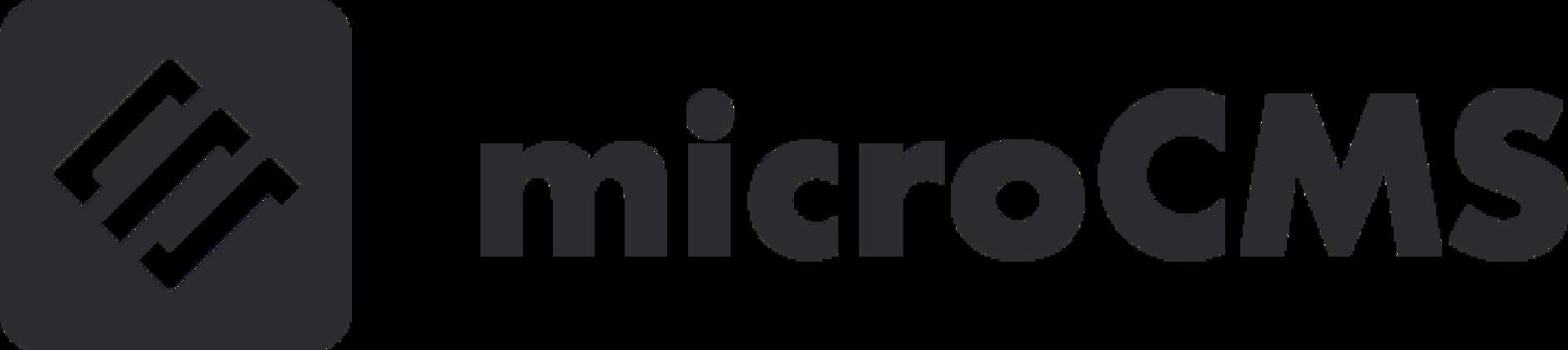 microCMS(提携CMS)