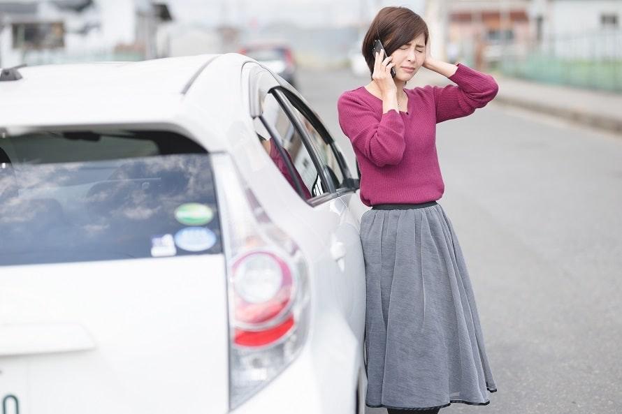 カーリースに自動車保険が必要な理由