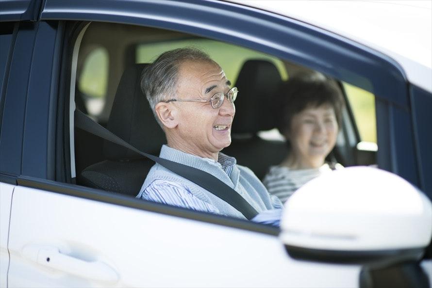 定額制でサポートも充実したカーリースは高齢者に最適