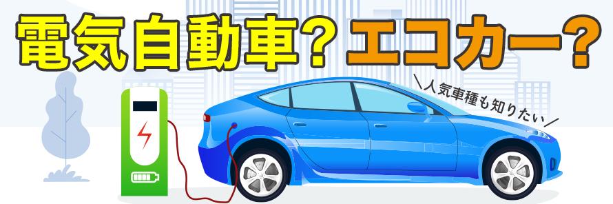 電気自動車のカーリースについて