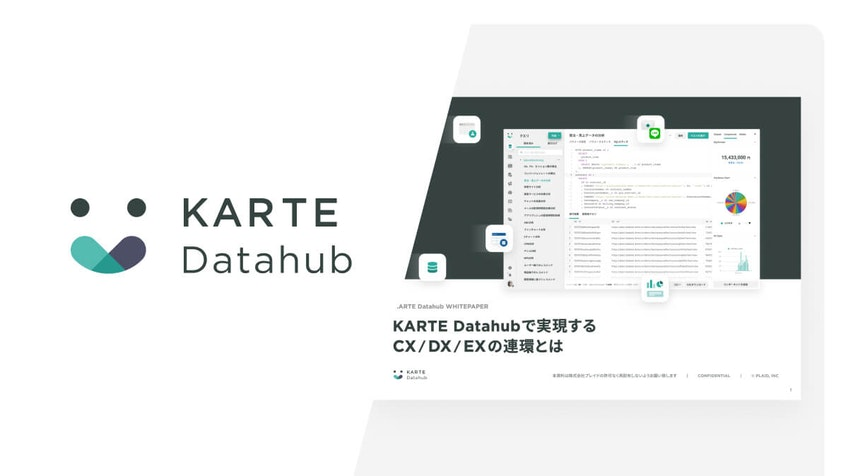 KARTE Datahub 資料