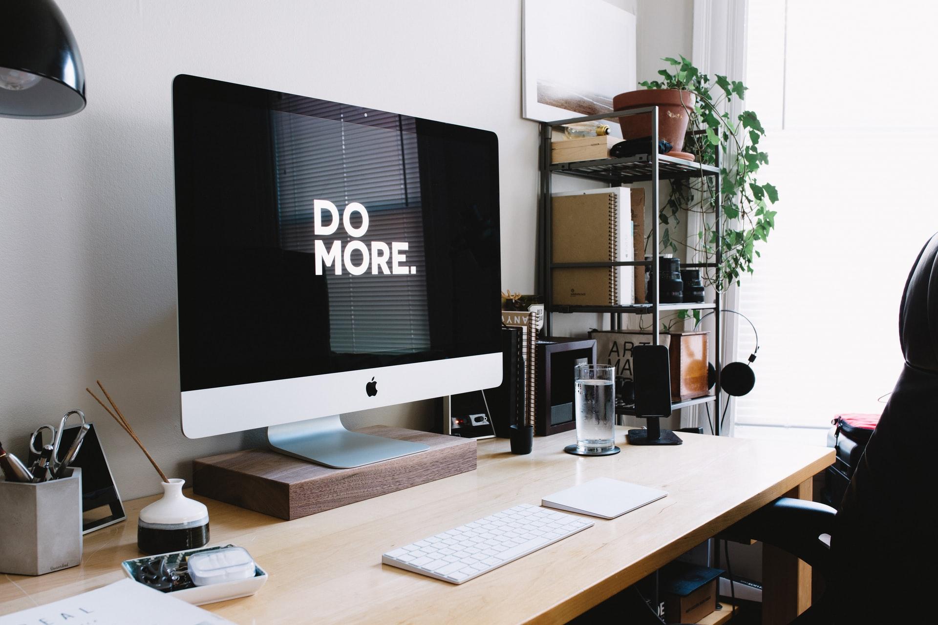 作業効率を上げる