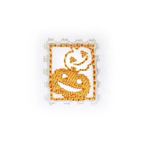 かぼちゃ切手/マスク専用