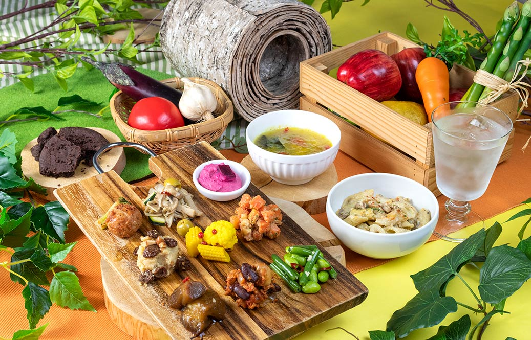 SDGsを取り入れたnonpi foodbox™【サスティナブルフードシリーズ】販売開始。第一弾ヴィーガンシェフ監修「プラントベース デリプラン」で、オンラインコミュニケーションも健康的に。