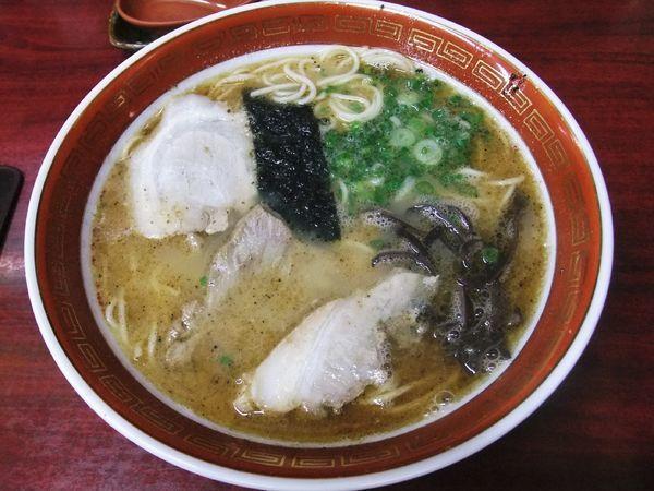 コクのある豚骨スープを堪能!一度は食べておきたい熊本ラーメン10選 - サムネイル