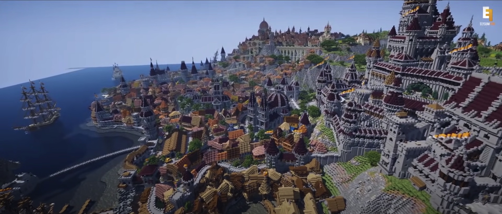 「実在の中世都市を再現。次々と立ち上がる建物に畏怖すら覚える」のサムネイル