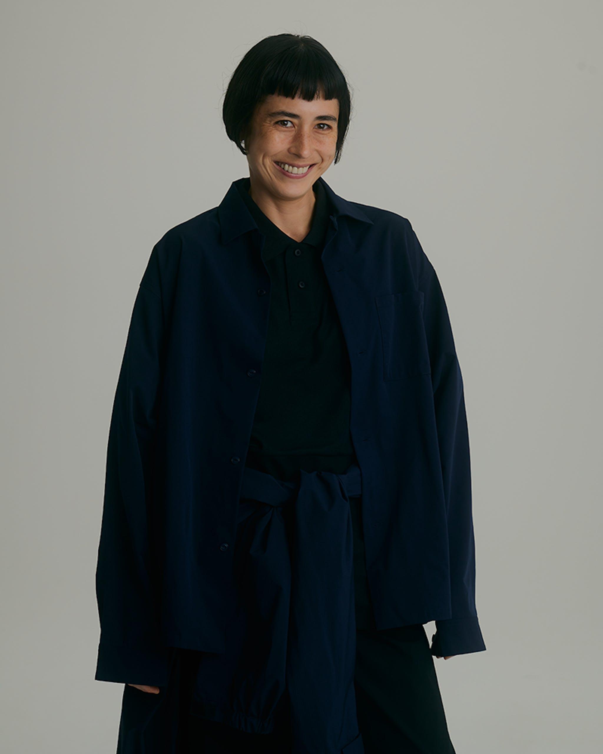 POLO SHIRT ¥4,290(税込) / SHIRT ¥7,590(税込) / HOODY ¥10,890(税込) / PANTS ¥8,690(税込)