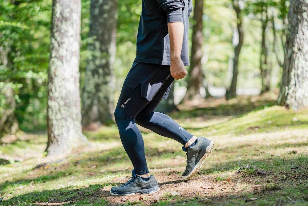 山の歩き方が変わる! 機能性インナー・C3fitのサポート&リカバリーを体感しよう