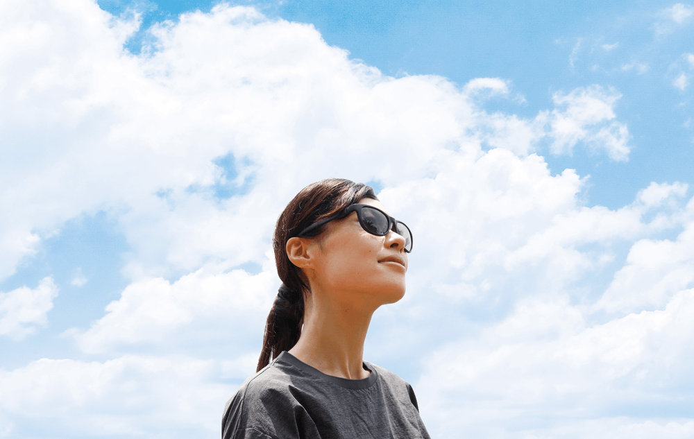 目の日焼けが体力を奪う原因に! 登山の紫外線対策に必須のサングラスを正しく選ぼう