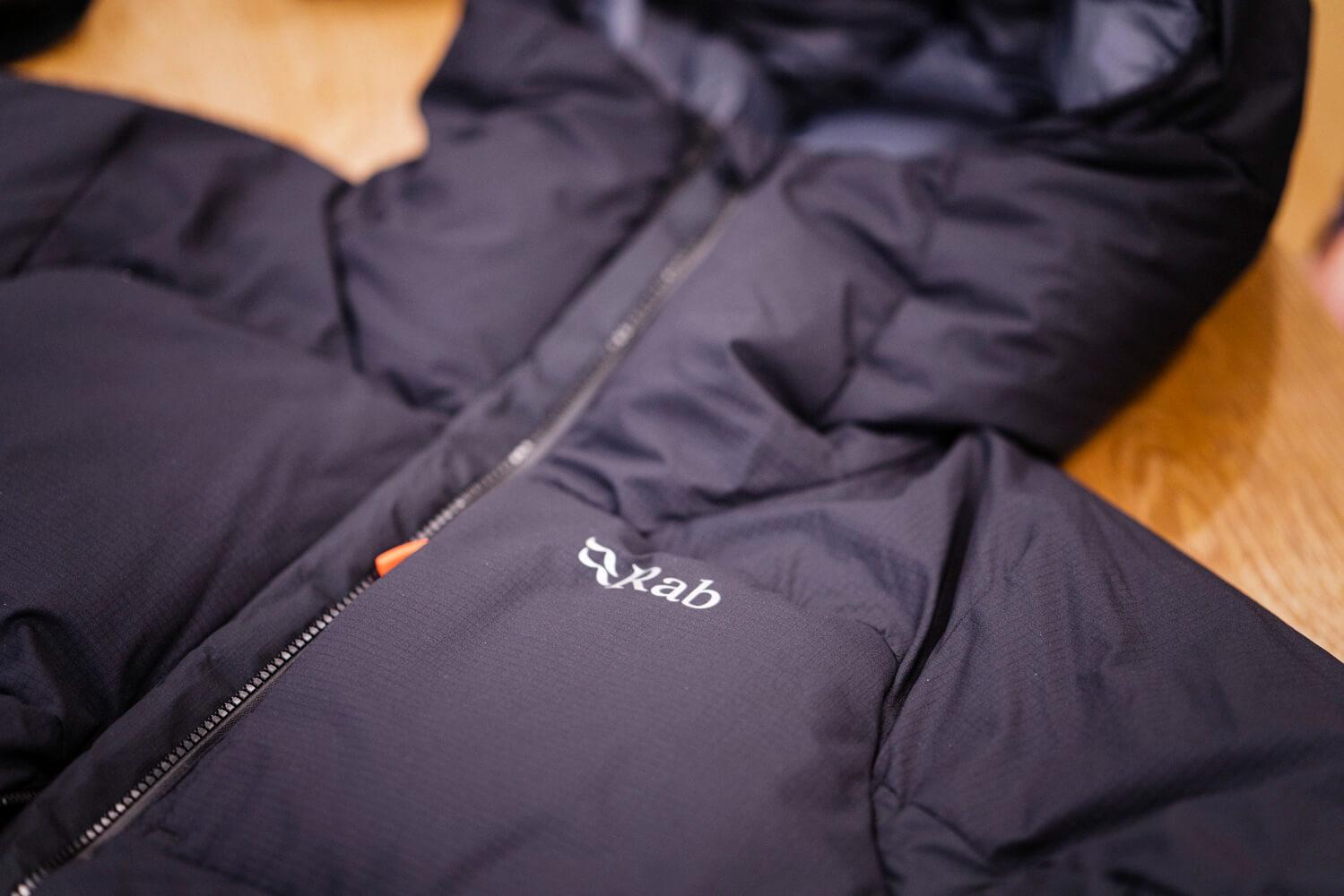製品開発はいつもフィールドから。山をもっと楽しみたい、挑戦していきたい人のためのブランド「Rab」
