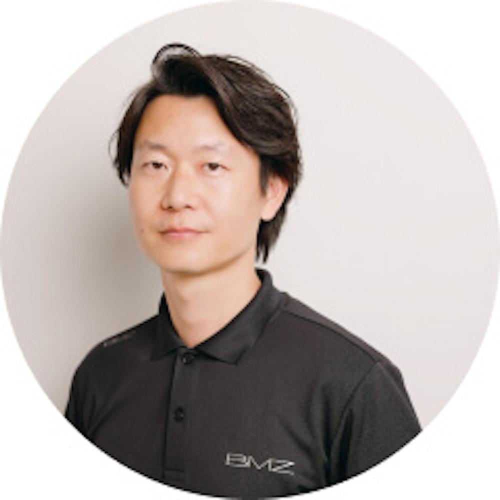 BMZ取締役 山中 保さん