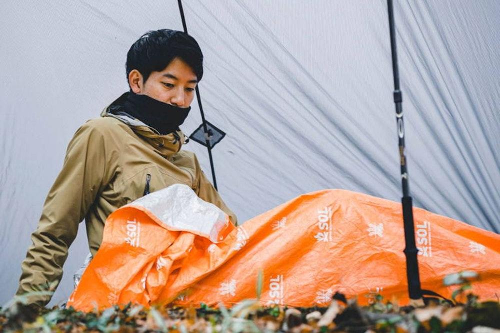 防災の日特集|自然災害への備えは登山・アウトドア用品で