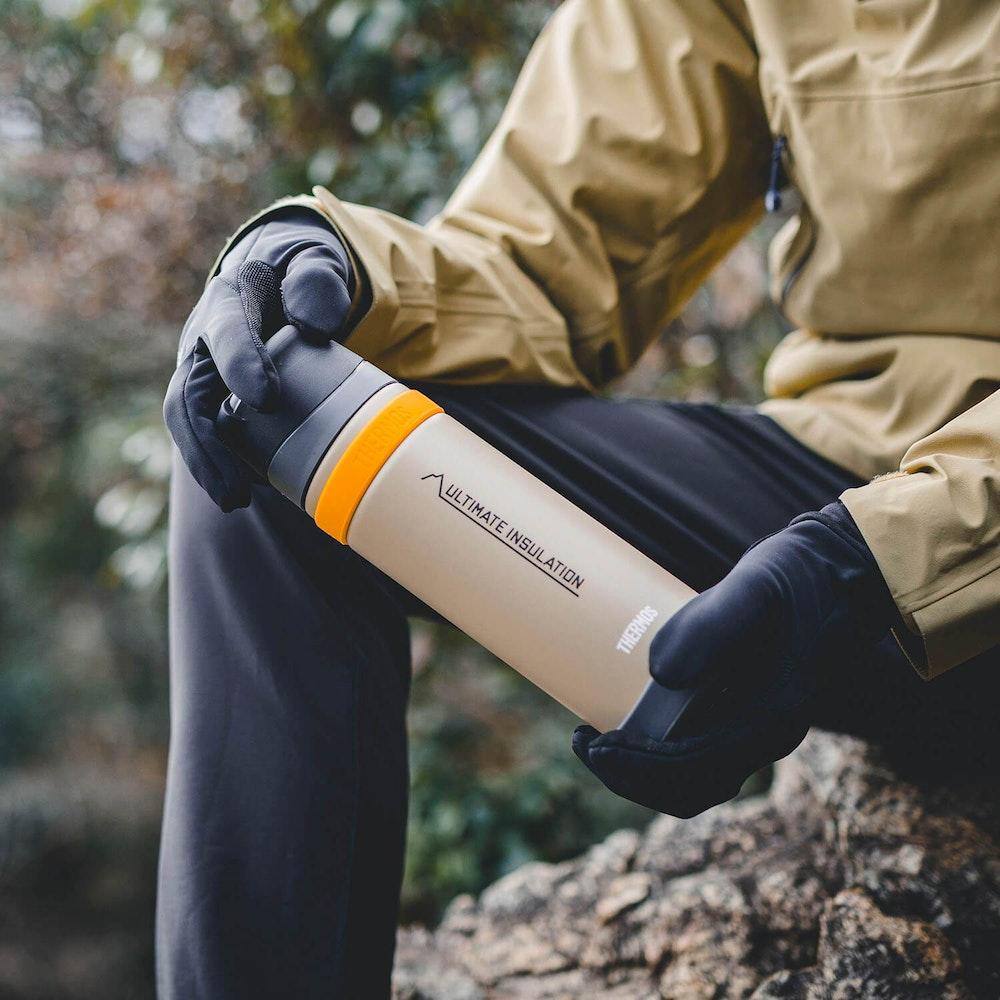 「ほっとひと息」を持ち歩く、新しくなった山専用ボトル