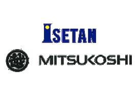 三越伊勢丹のロゴ