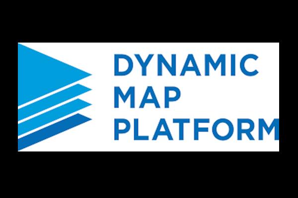 ダイナミックマップ基盤株式会社のロゴ