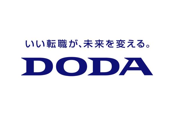 DODA(デューダ)のロゴ