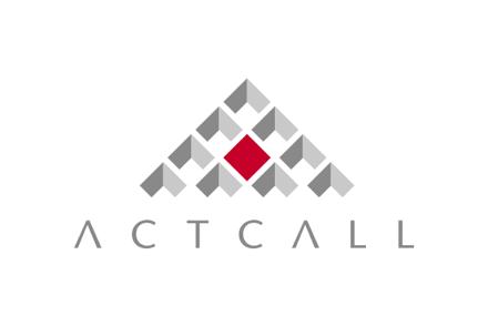 株式会社アクトコールのロゴ