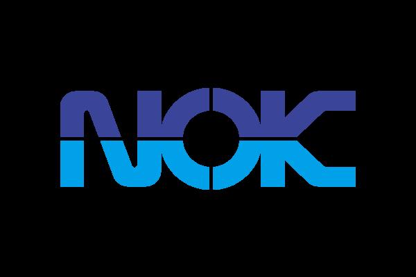 NOK株式会社のロゴ