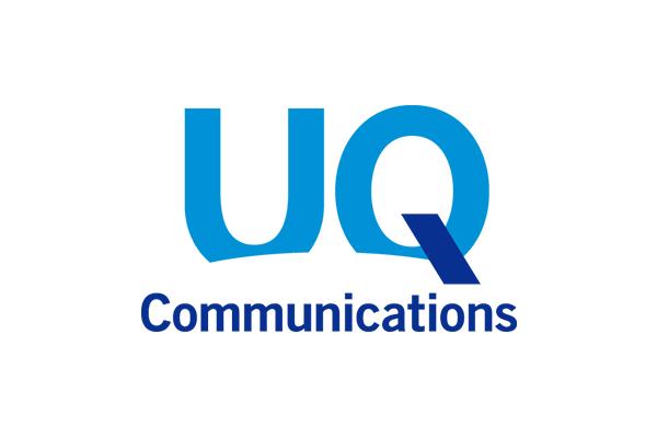 UQコミュニケーションズ株式会社のロゴ