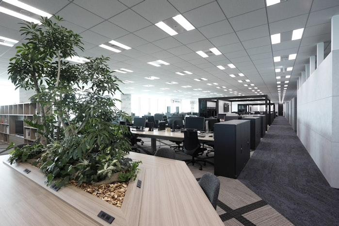 ディップ株式会社のオフィス
