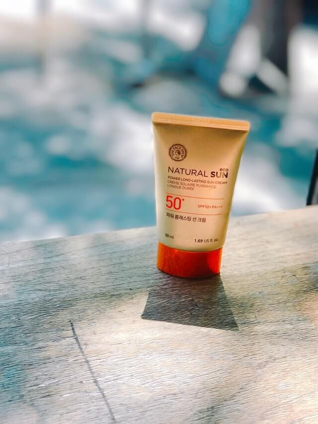 メンズの紫外線予防。未来のお肌のために 画像