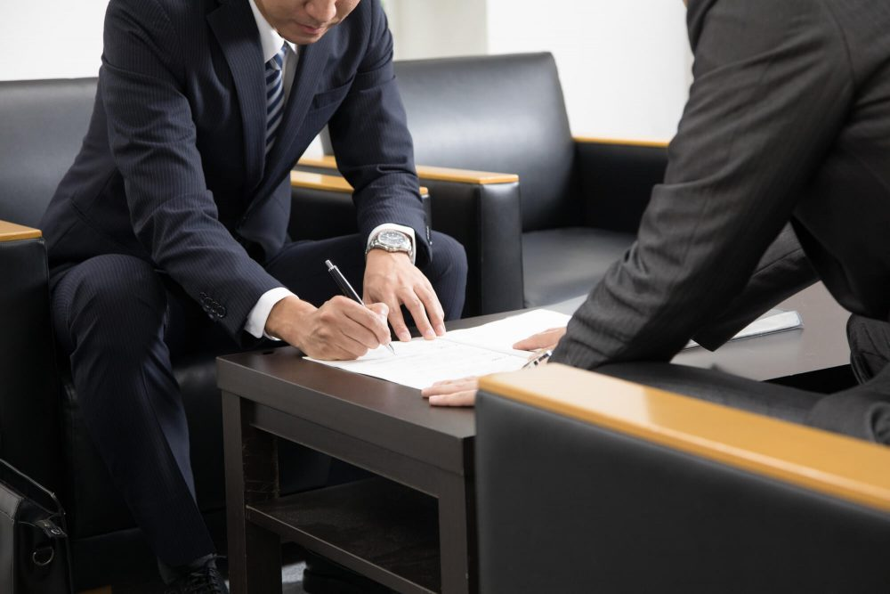 M&Aの具体的な交渉で必要となる書類・契約書