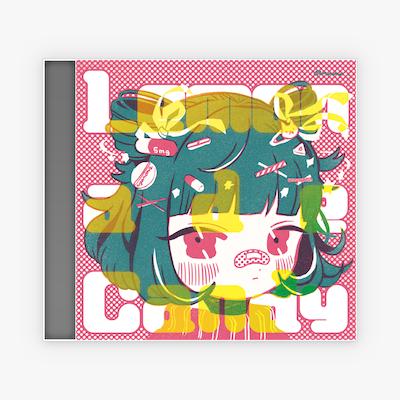 Lemonade Candy(CDジャケットデザイン)