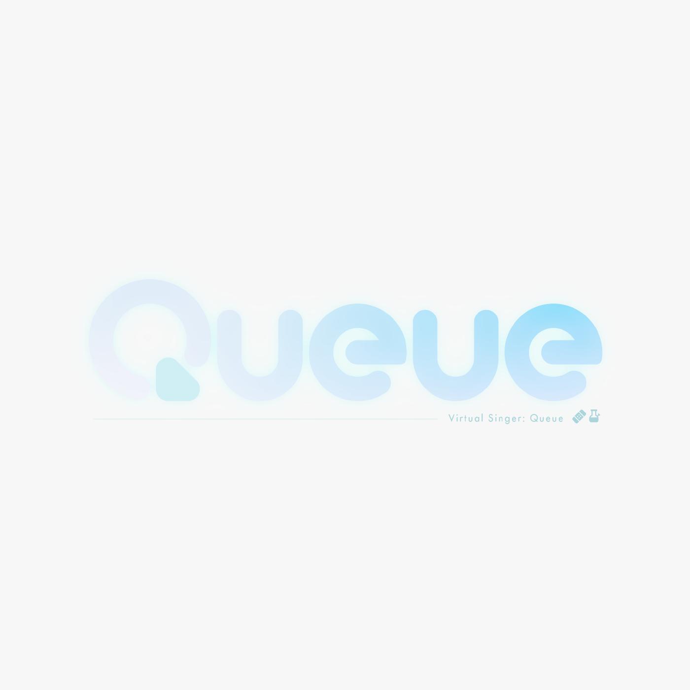 Queue(ロゴデザイン)