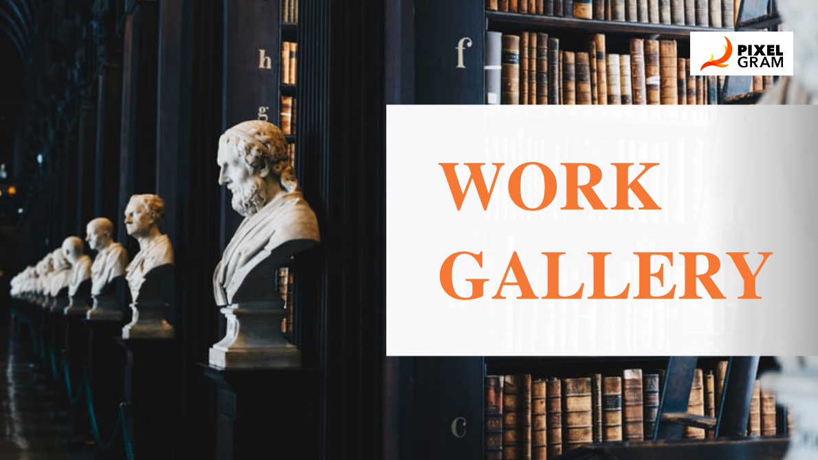 WORK GALLERY vol.3
